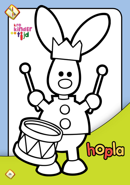 hopla maakt muziek