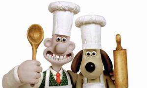 Wallace en Gromit