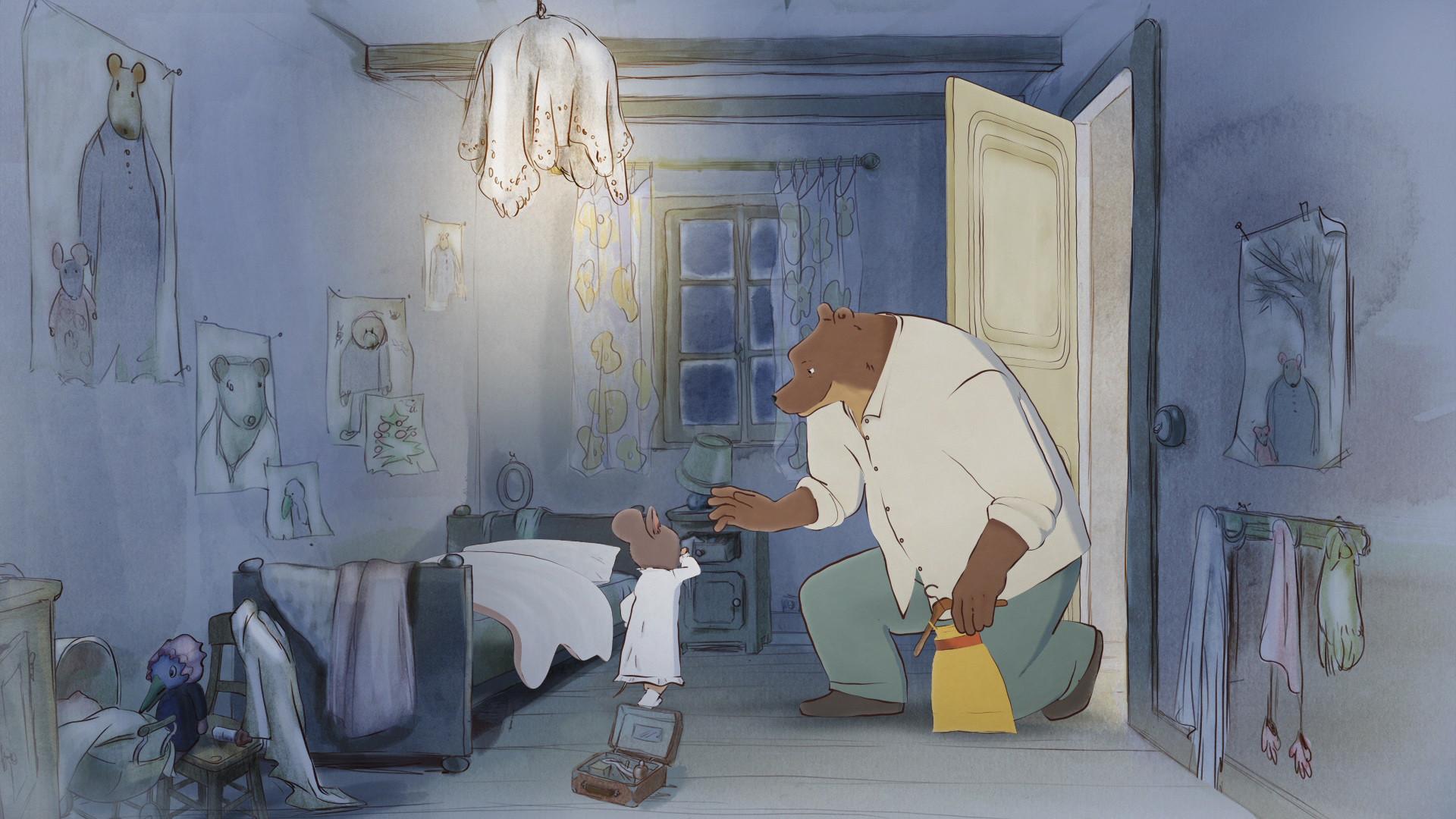 Ernest en Celestine