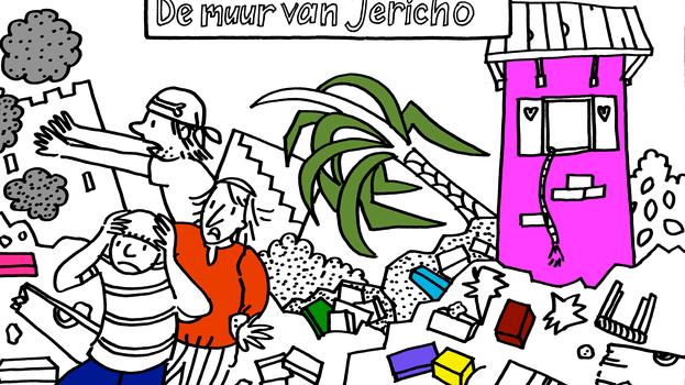 Schatkist - De muur van Jericho