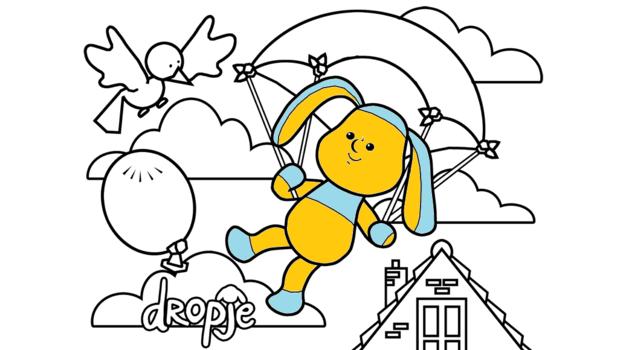 Dropje - Vlieger