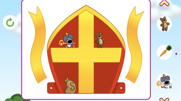 Sinterklaas - Woezel en Pip