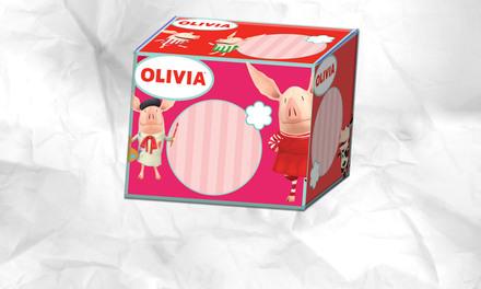 Olivia - doosje