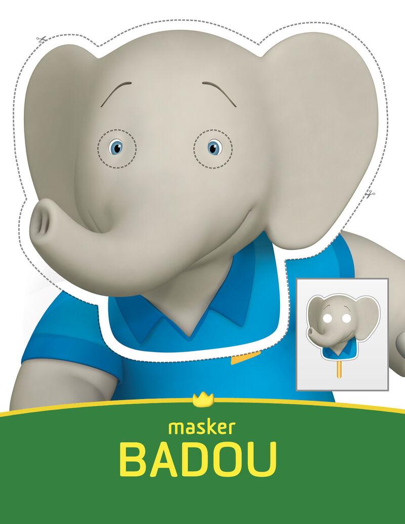Babar - Badou masker