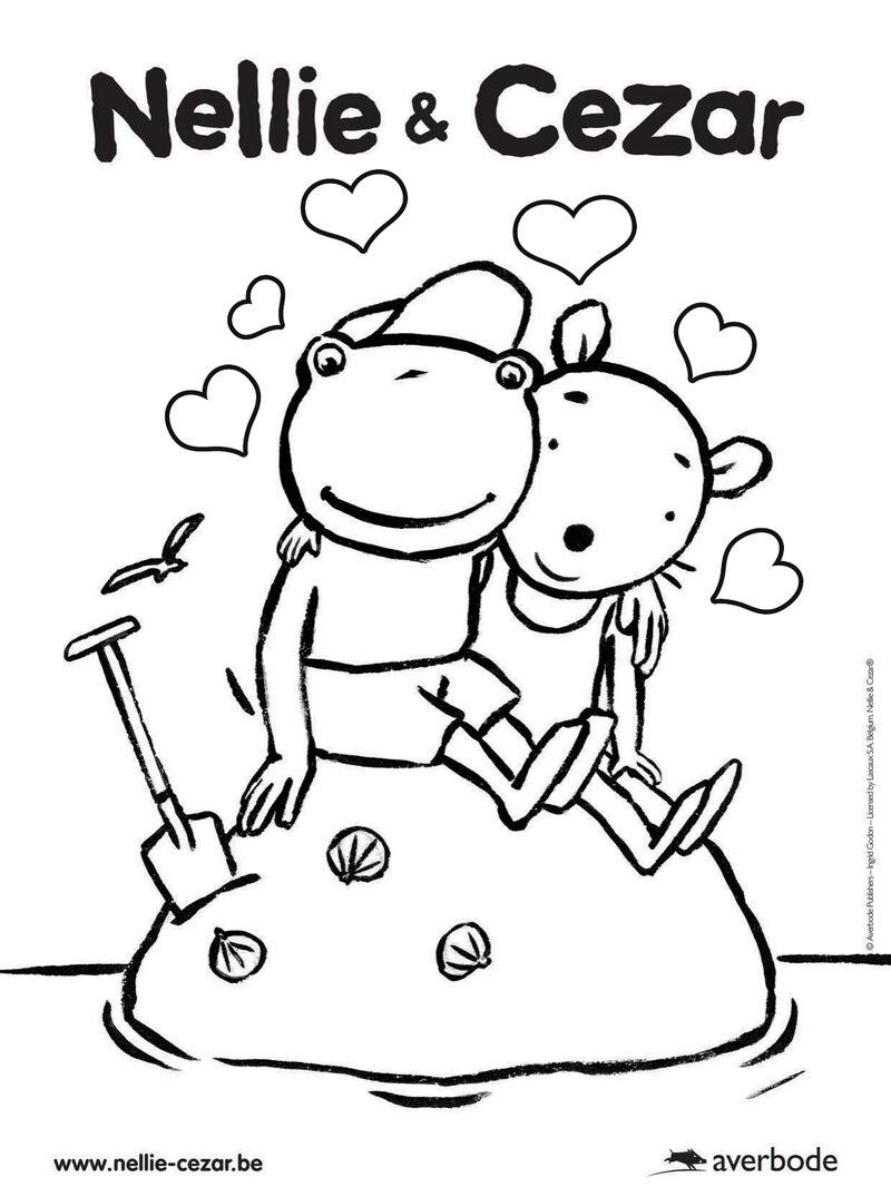 Nellie & Cezar - verliefd