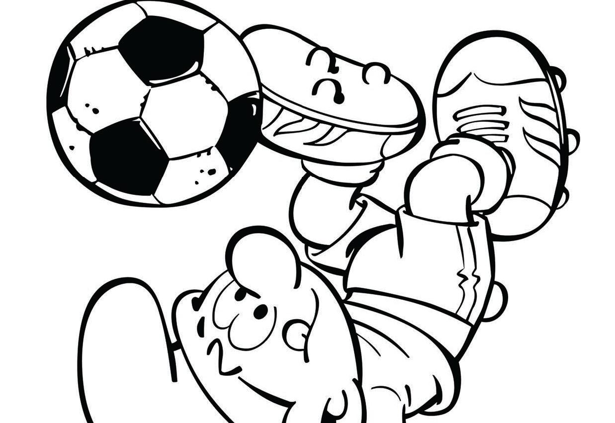de smurfen voetbal kleurplaten diy zappelin
