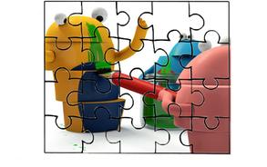 Maak je eigen Tumblies puzzel