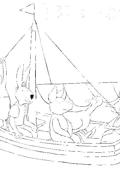 Kikker Kleurplaat Archidev