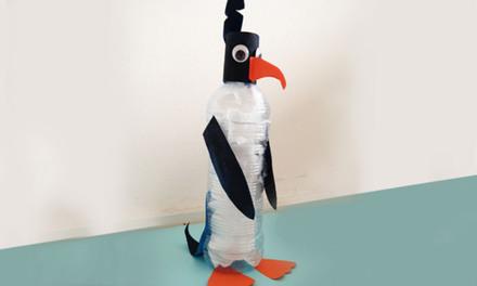 Zappelin - pinguïn
