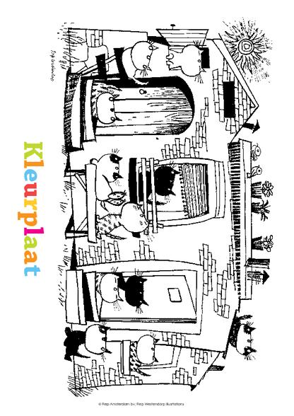 Kleurplaat 2