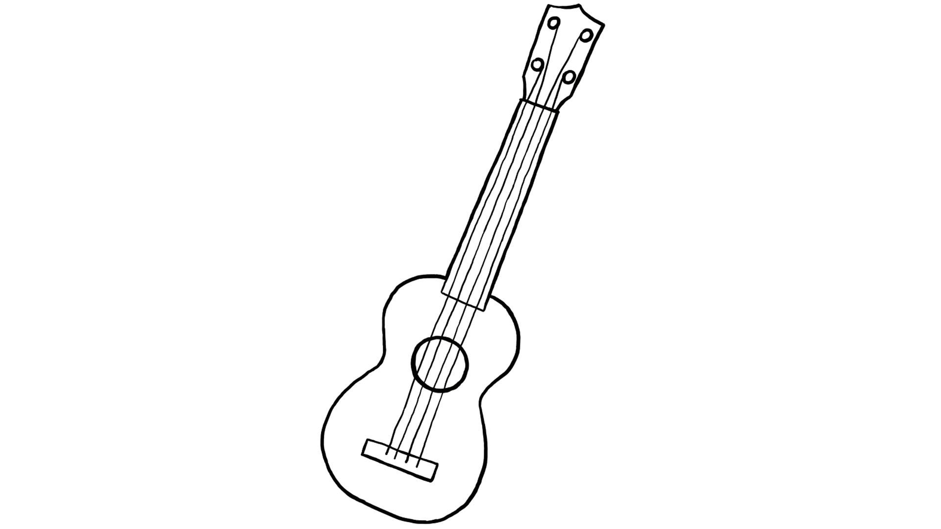 Apennoten - ukulele