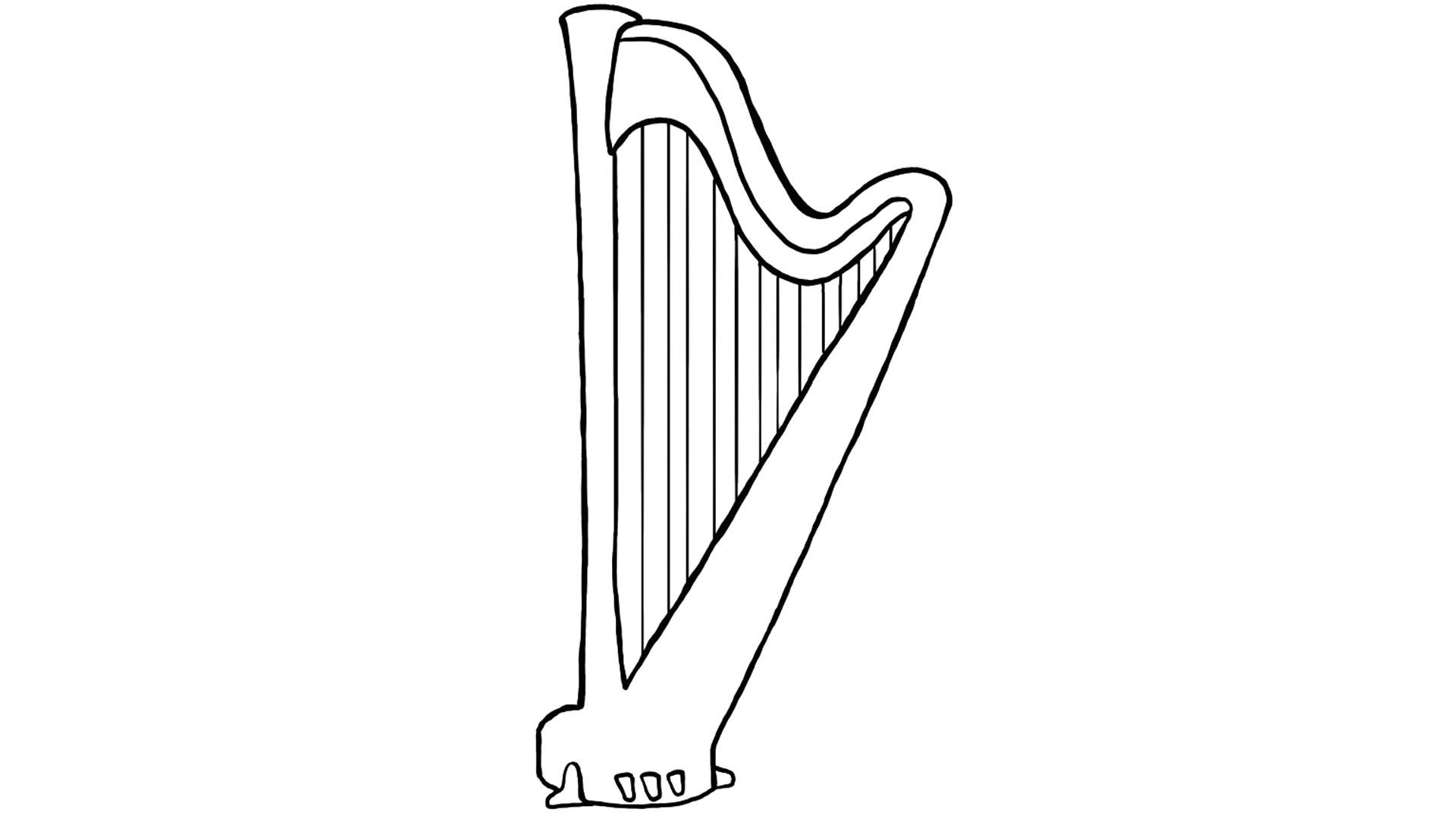 Diythumb harp