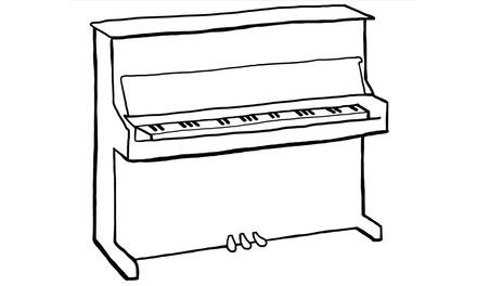 Apennoten - piano