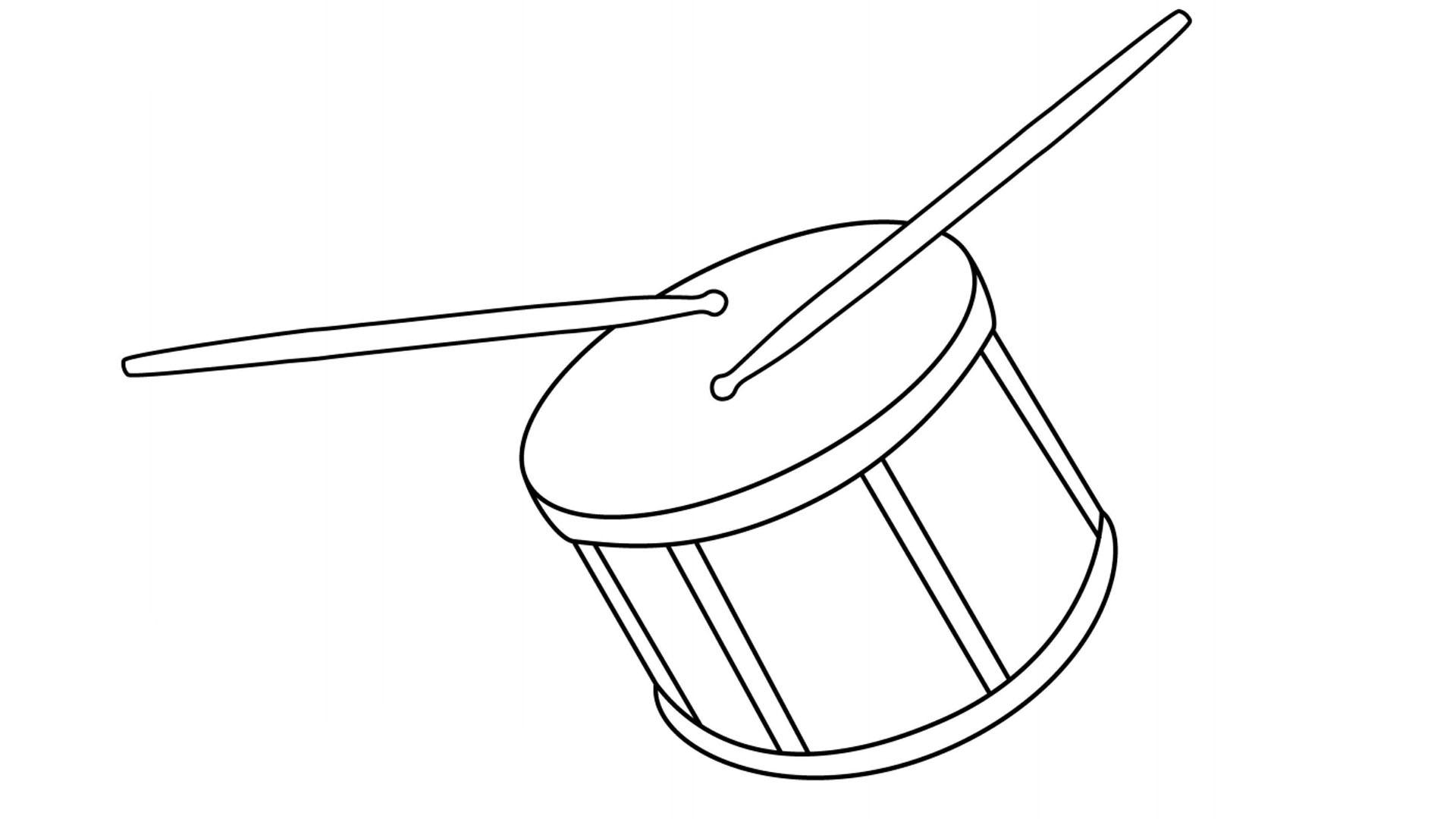 Apennoten - Snare drum