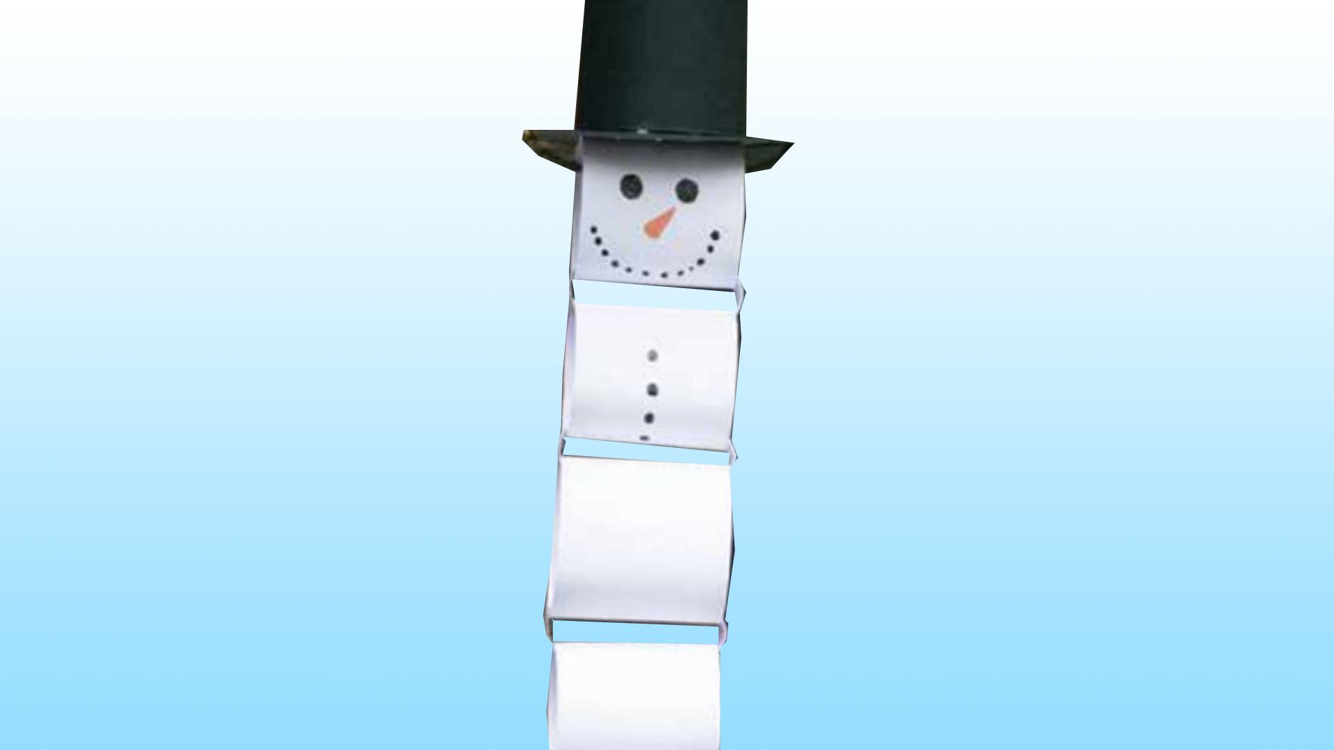 Diythumb sneeuwpopslinger