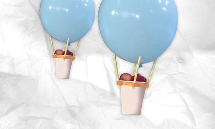 Zappelin - luchtballon