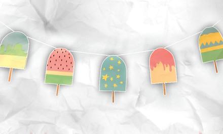 Zappelin - ijsjesslinger