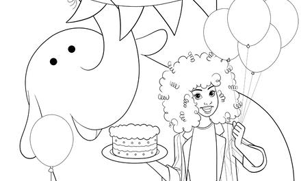 Zappelin - Fenna viert jouw verjaardag!