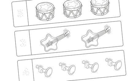 Maan en ik - instrumenten