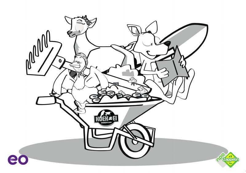 Koek & Ei - dierenfeest