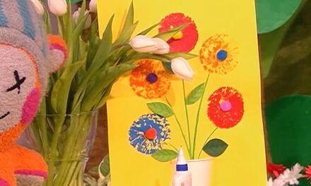 Zin in Zappelin - bloemboeket