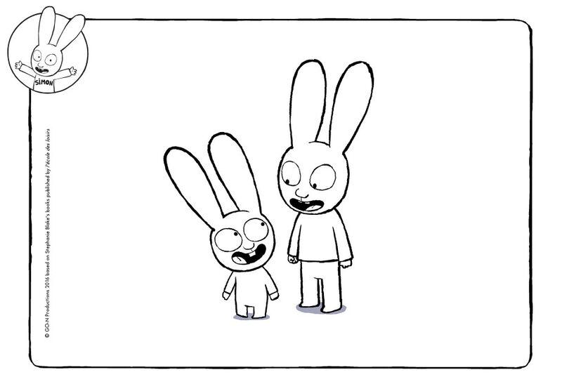 Simon - Simon en Casper
