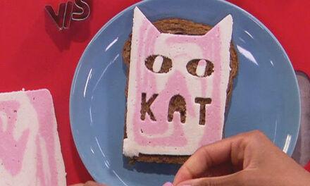 Zin in Zappelin - Kat op je brood