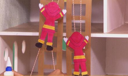 Zin in Zappelin - Brandweerman