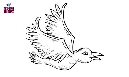 Beestenbrigade - Vogel
