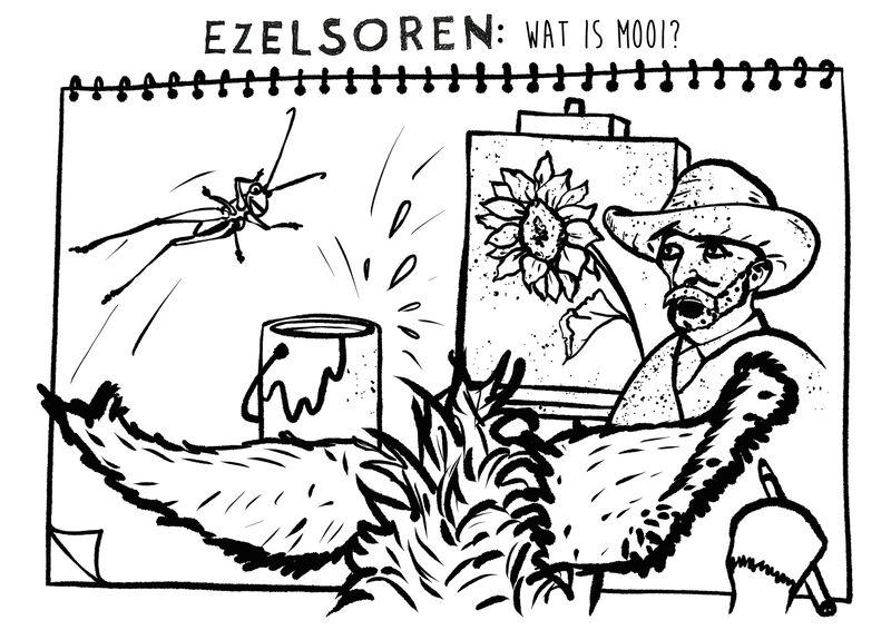 Ezelsoren - Wat is mooi?