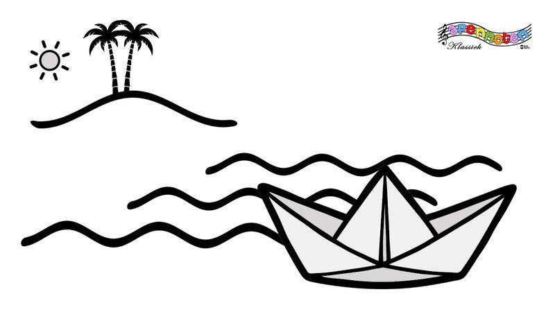 Apennoten Klassiek - Schip Ahoy