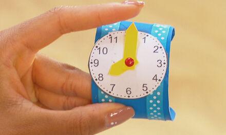 Zin in Zappelin - Horloge