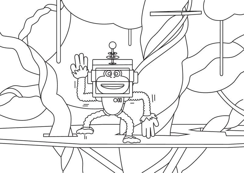 Robot Bobbie