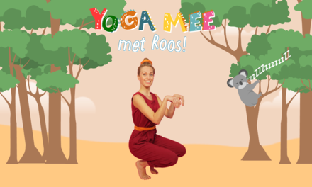 Yoga mee met Roos in Australië