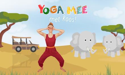 Yoga mee met Roos in Zuid-Afrika