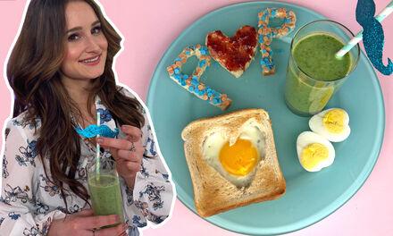Jill - Vaderdag Ontbijt