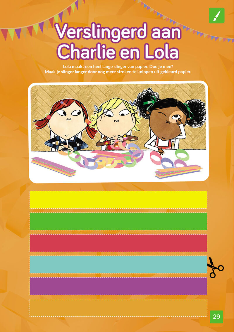 Charlie en Lola - Slinger