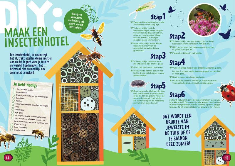 Beestenbrigade - Insecthotel
