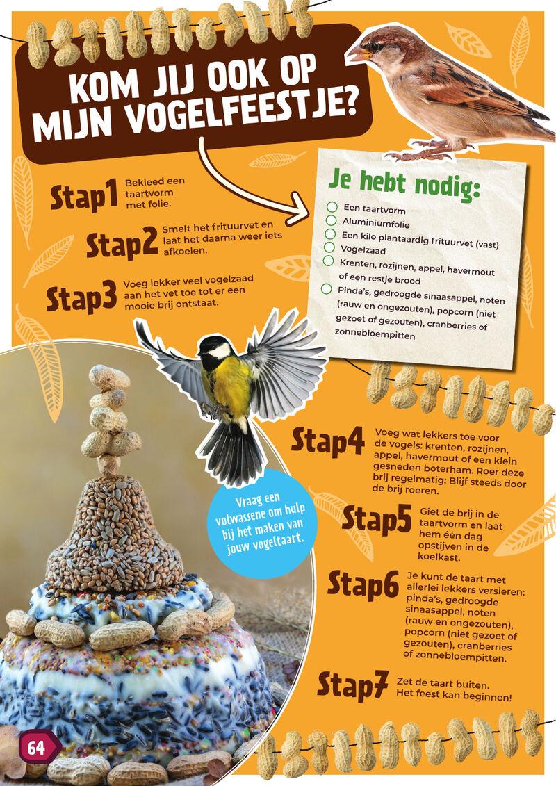 Beestenbrigade - Vogeltaart