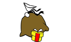 Zak van Sinterklaas