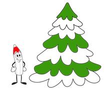 Kerstboom versieren 2