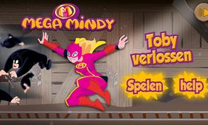 Mega Mindy: Toby verlossen