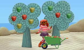 Appels plukken