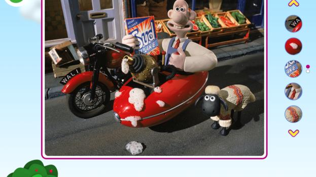 Wallace en Grommit