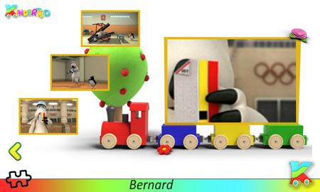 Bernard (closeup)