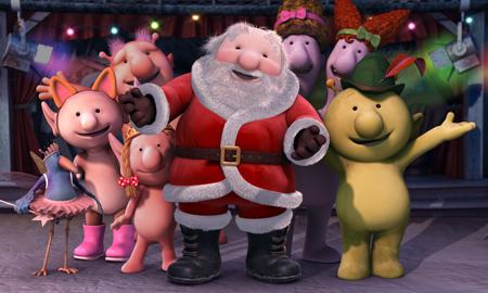 Q Pootle Kerst